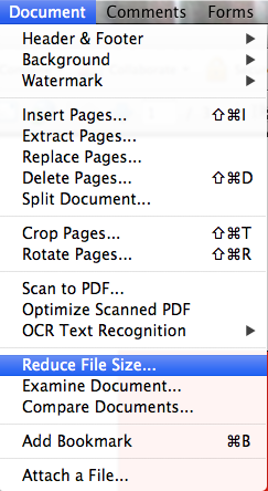 Managing Powerpoint Presentation File Sizes (2/2)